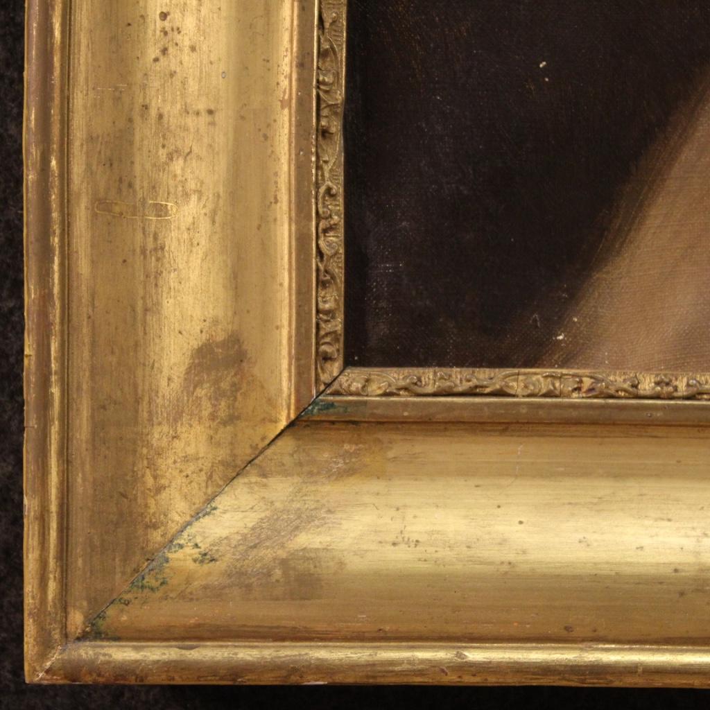 Angoliera-laccata-mobile-libreria-credenza-doppio-corpo-ad-angolo-legno-dipinto miniature 11