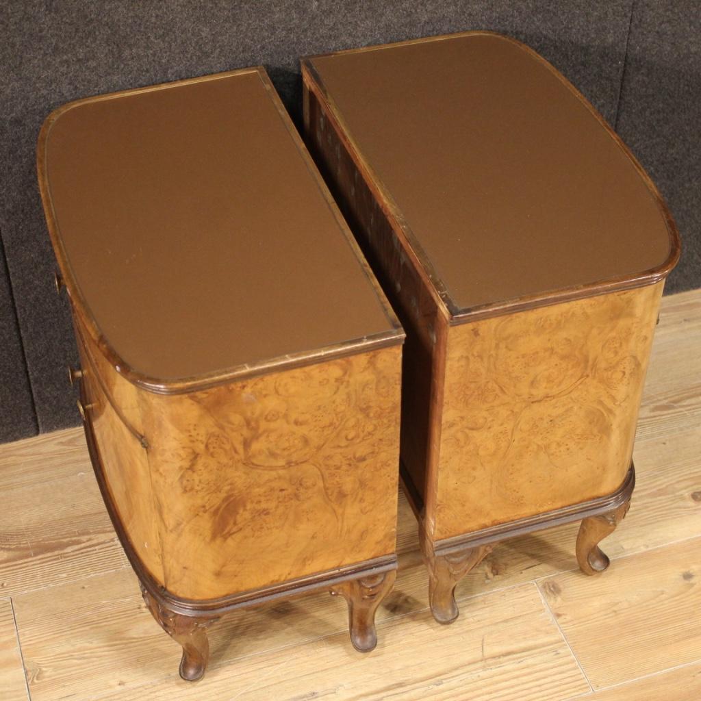 Details about Petite Table Meuble en Bois Table De Design Moderne Vintage  De Salon 8