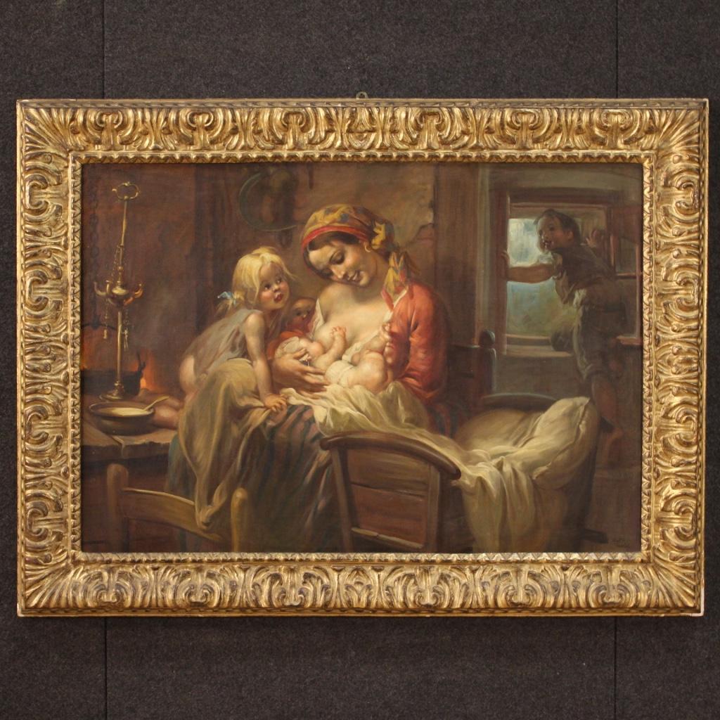 Bureau Secrétaire À Haricot Meuble Table Bureau en Bois Noyer Style Ancien Salon | eBay